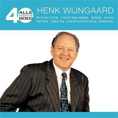 Coverafbeelding Ik Heb Jou - Henk Wijngaard