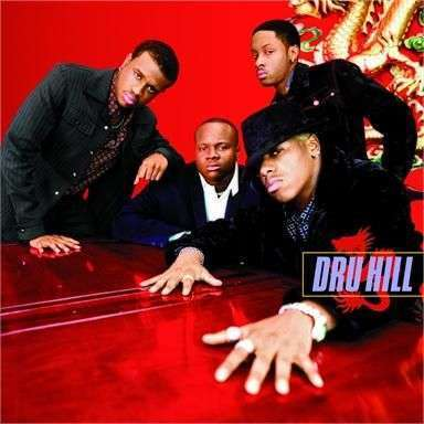 Coverafbeelding In My Bed - Dru Hill