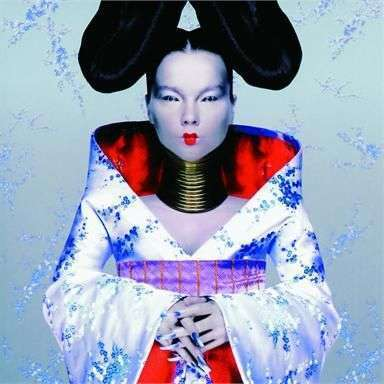 Coverafbeelding Jóga - Björk