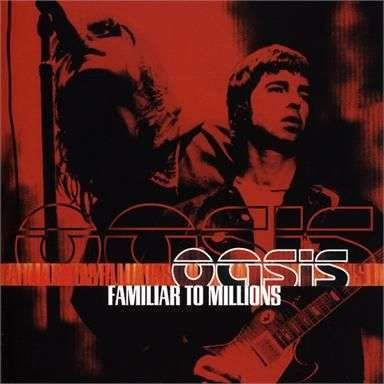 Coverafbeelding Live Forever - Oasis