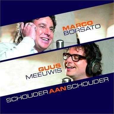Coverafbeelding Schouder Aan Schouder - Marco Borsato & Guus Meeuwis