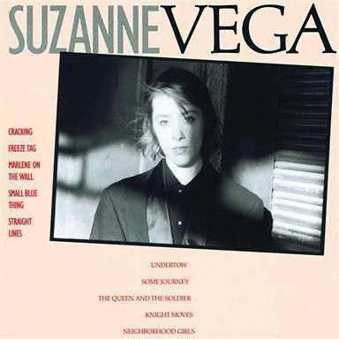 Coverafbeelding Marlene On The Wall - Suzanne Vega
