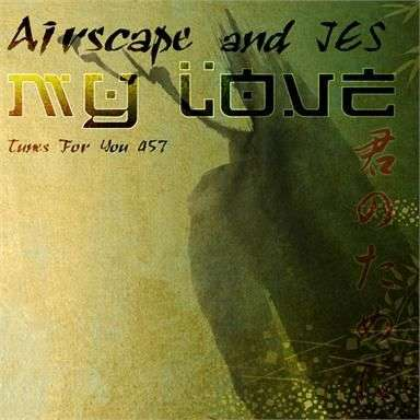 Coverafbeelding Airscape and Jes - My love