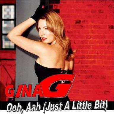 Coverafbeelding Gina G - Ooh Aah... Just A Little Bit
