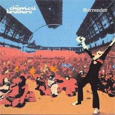 Coverafbeelding Out Of Control - The Chemical Brothers