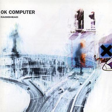 Coverafbeelding Paranoid Android - Radiohead