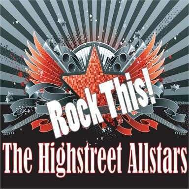Coverafbeelding Rock That Beat - Dj Mark With A K, Felix Project And Anonymous Present The Highstreet Allstars