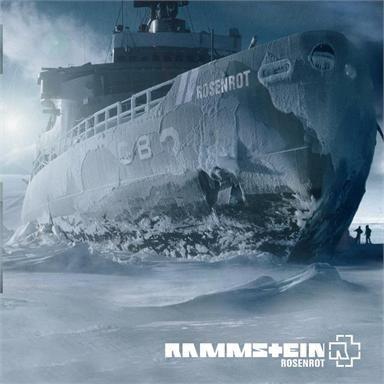 Coverafbeelding Rosenrot - Rammstein