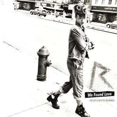 Coverafbeelding Rihanna feat. Calvin Harris - We found love