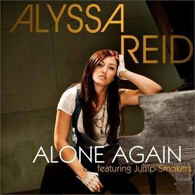 Coverafbeelding Alone Again - Alyssa Reid Featuring Jump Smokers