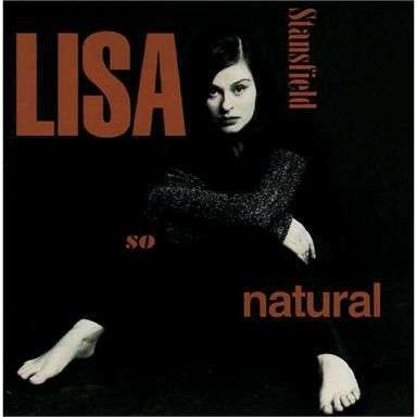 Coverafbeelding Lisa Stansfield - So Natural