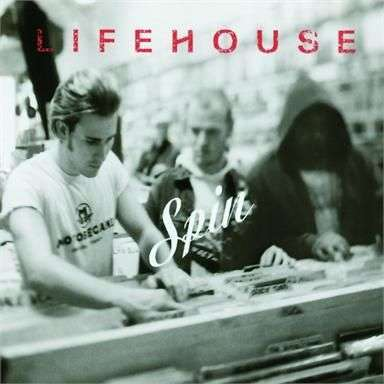Coverafbeelding Spin - Lifehouse