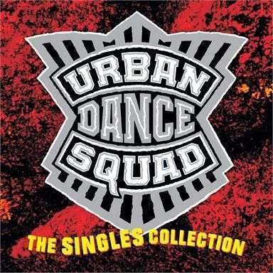 Coverafbeelding Temporarily Expendable - Urban Dance Squad