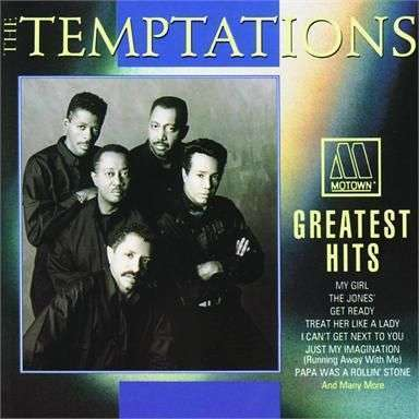 Coverafbeelding The Jones' - Uk Remix - The Temptations