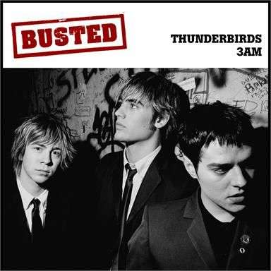 Coverafbeelding Thunderbirds - Bust