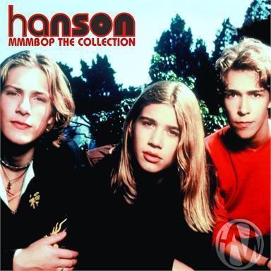 Coverafbeelding Weird - Hanson