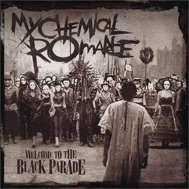 Coverafbeelding My Chemical Romance - Welcome To The Black Parade