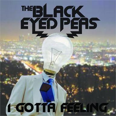 Coverafbeelding The Black Eyed Peas - I gotta feeling