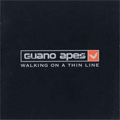 Coverafbeelding You Can't Stop Me - Guano Apes