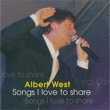 Coverafbeelding Albert West - Cha La La I Need You