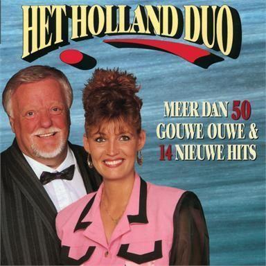 Coverafbeelding Diep In Mijn Hart - Het Holland Duo