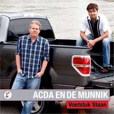 Coverafbeelding Voetstuk Staan - Acda En De Munnik