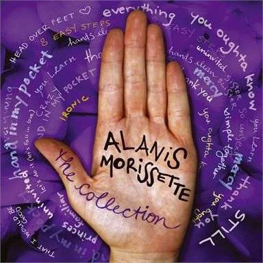 Coverafbeelding Everything - Alanis Morissette