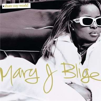 Coverafbeelding Everything - Mary J Blige