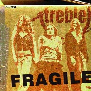 Coverafbeelding Fragile - Treble
