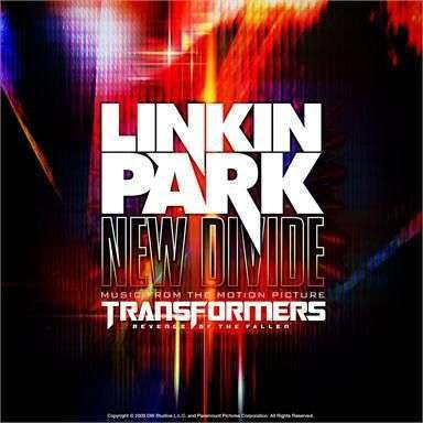 Coverafbeelding New Divide - Linkin Park