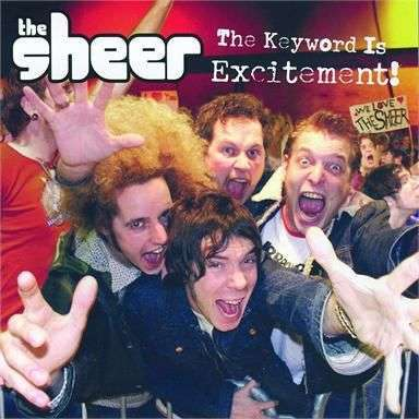 Coverafbeelding Something To Say - The Sheer