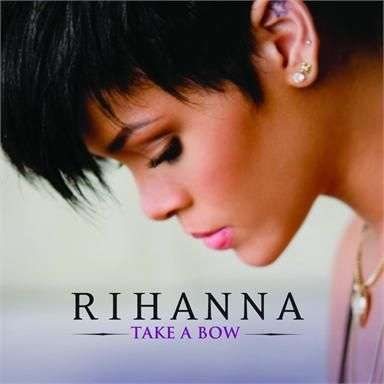 Coverafbeelding Rihanna - Take a bow