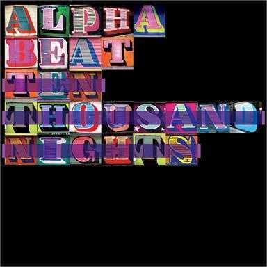 Coverafbeelding Alphabeat - Ten Thousand Nights