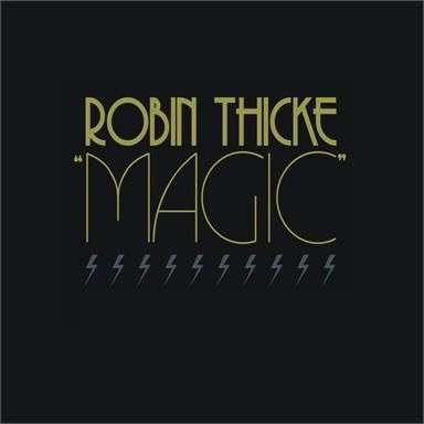 Coverafbeelding Magic - Robin Thicke