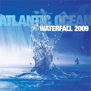Coverafbeelding Waterfall 2009 - Atlantic Ocean