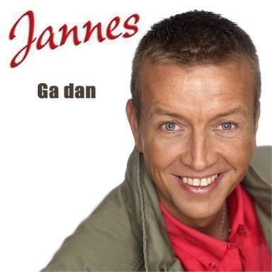 Coverafbeelding Jannes - Ga dan