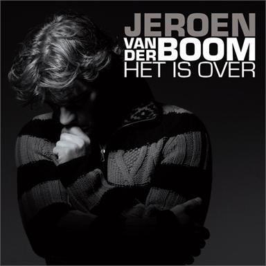 Coverafbeelding Het Is Over - Jeroen Van Der Boom