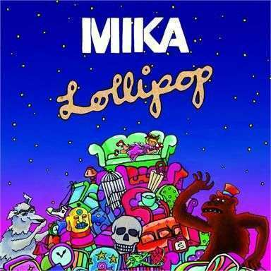 Coverafbeelding Lollipop - Mika