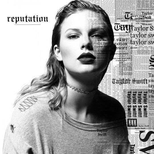 Coverafbeelding Taylor Swift - Look what you made me do