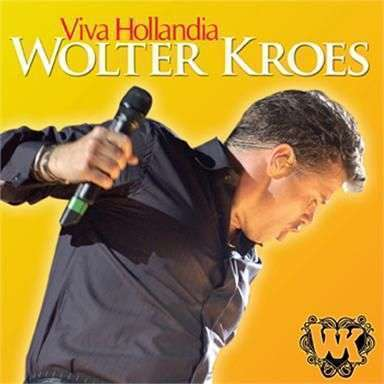 Coverafbeelding Viva Hollandia - Wolter Kroes