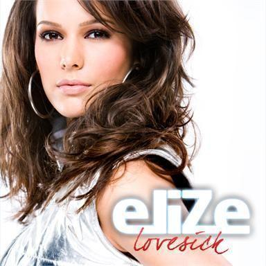 Coverafbeelding Lovesick - Elize