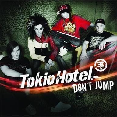 Coverafbeelding Don't Jump - Tokio Hotel