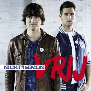 Coverafbeelding Vrij - Nick & Simon