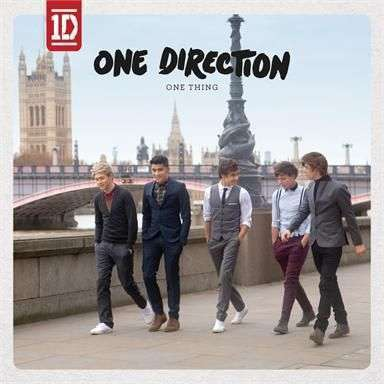 Coverafbeelding One Thing - One Direction