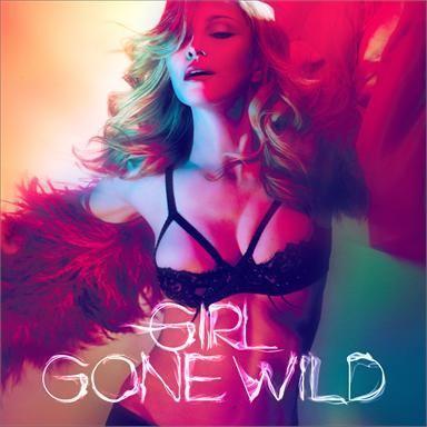 Coverafbeelding Madonna - Girl gone wild