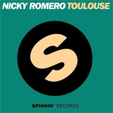 Coverafbeelding Toulouse - Nicky Romero