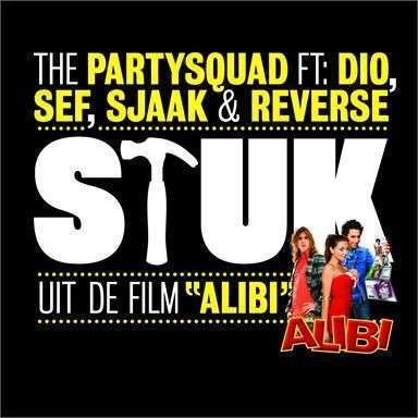 Coverafbeelding Stuk - The Partysquad Ft: Dio, Sef, Sjaak & Reverse