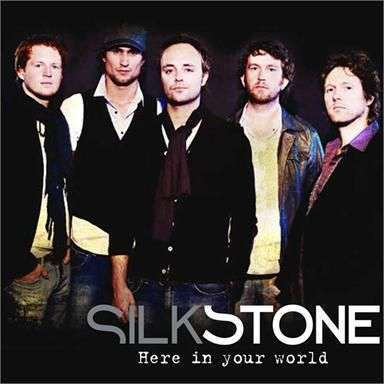 Coverafbeelding Here In Your World - Silkstone
