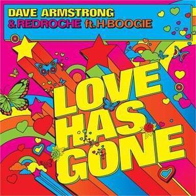 Coverafbeelding Dave Armstrong & Redroche ft. H-Boogie - Love has gone
