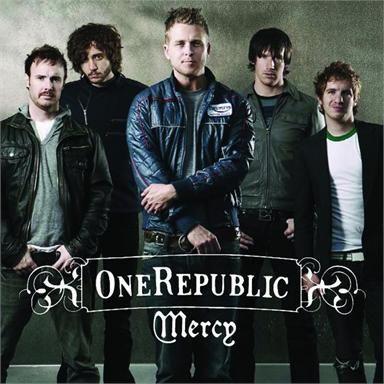 Coverafbeelding OneRepublic - Mercy
